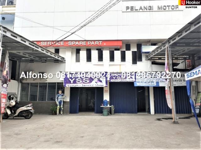 GEDUNG JL DANAU SUNTER UTARA RAYA EKS YAMAHA, Sunter, Jakarta Utara