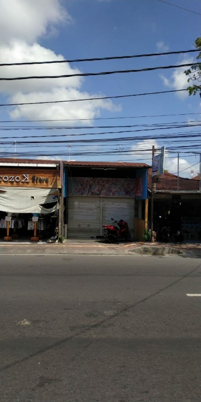 Toko di jalan raya sesetan cocok semua usaha, Sesetan, Denpasar