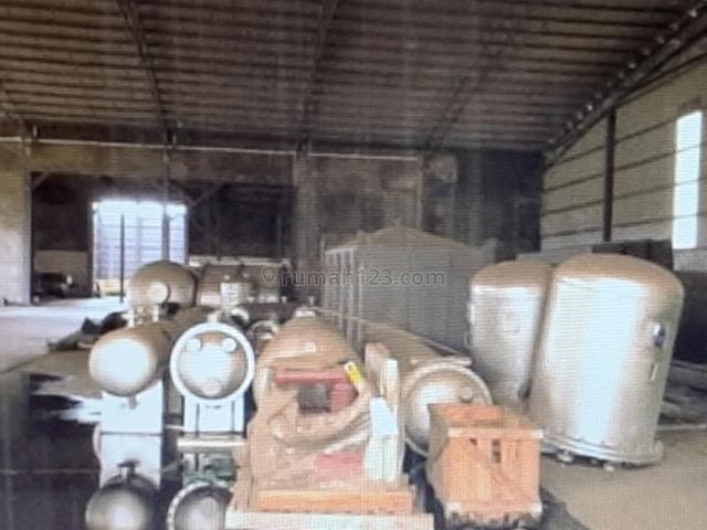 Gudang bekas pabrik Sabun, Cilincing, Jakarta Utara