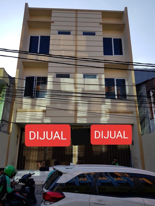 Ruko di Pademangan Timur Cocok Untuk Usaha Jalan lebar, Pademangan, Jakarta Utara
