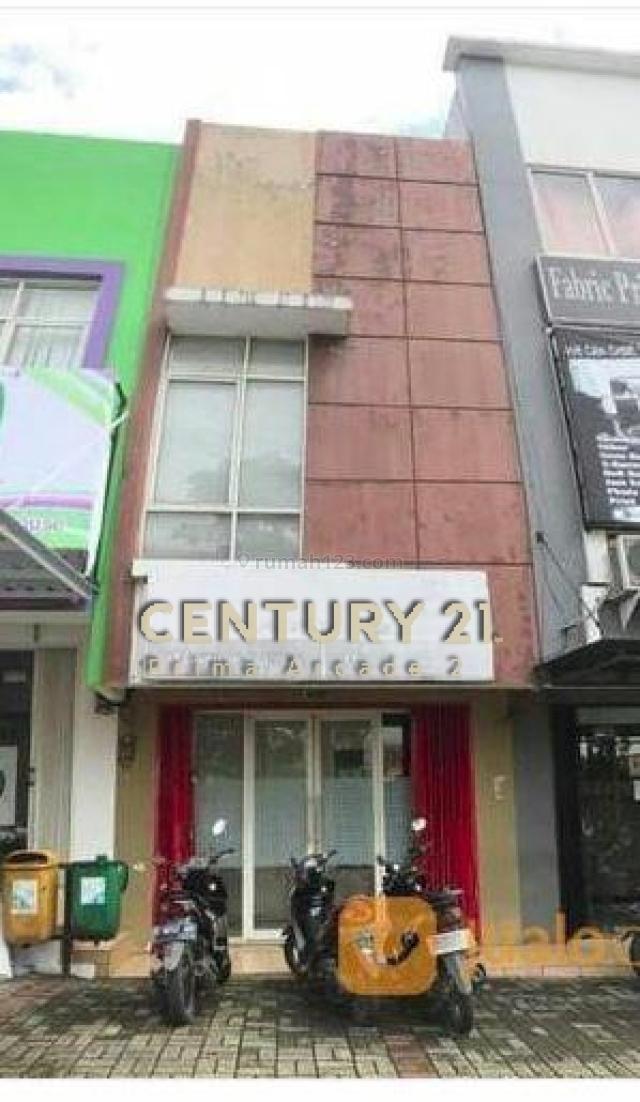 Ruko Di Merpati Raya Ciputat, Strategis & Murah (2813) DZ, Ciputat, Tangerang Selatan