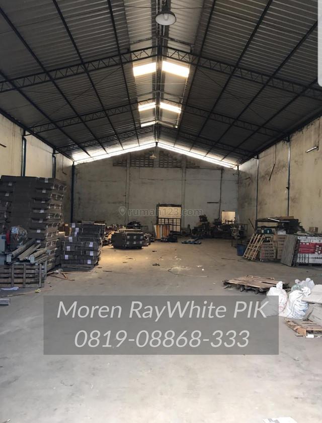 Dijual gudang komersil kapuk kencana, luas 2420m2, Kapuk, Jakarta Utara