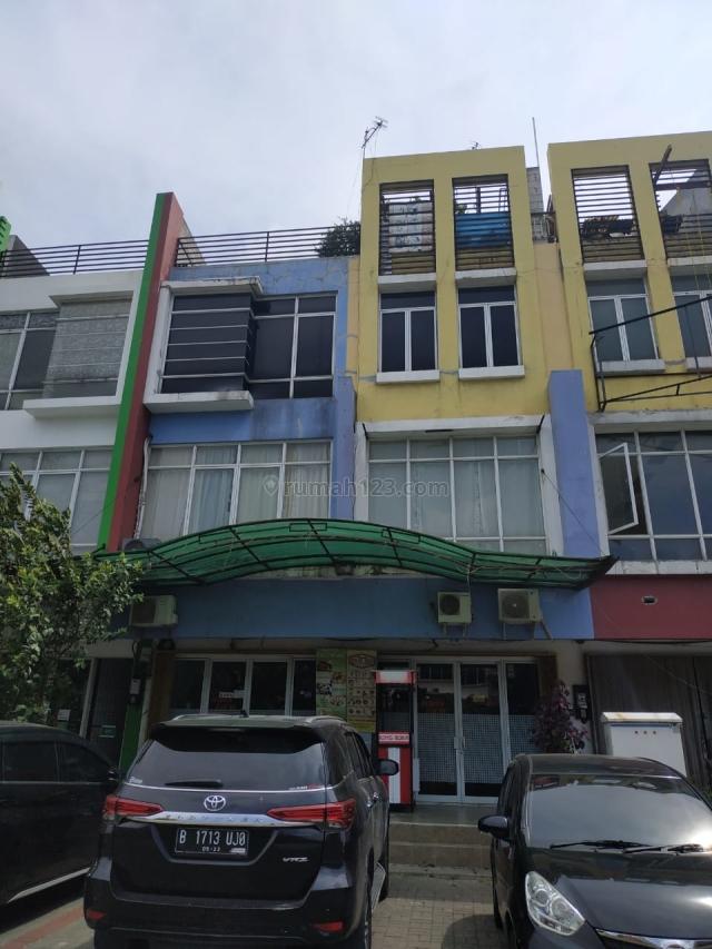 RUKO GANDENG SUNTER TERRACE UKU 4.5X16 3 LANTAI PARKIRAN LUAS BISA MASUK CONTAINER 40 FEET JARANG ADA HARGA BAGUS NEGO, Sunter, Jakarta Utara