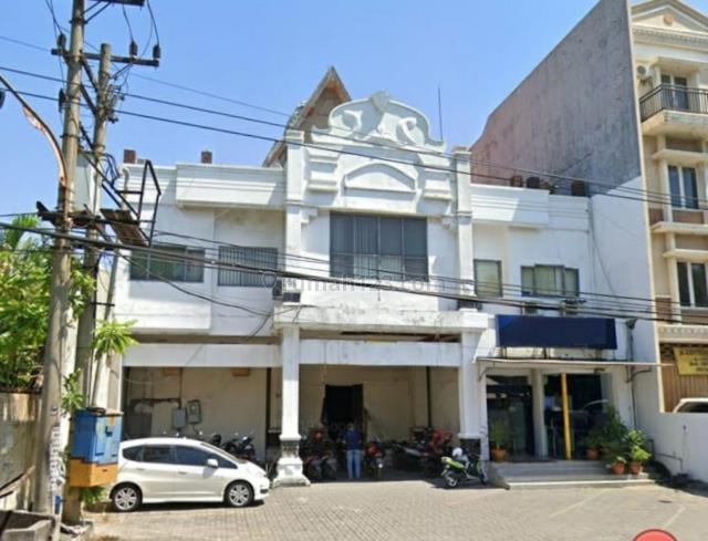 Rumah Usaha Raya Jemursari, Luas Besar, Harga Terjangkau, Lokasi Strategis Jalan Raya Jemursari, Jemursari, Surabaya