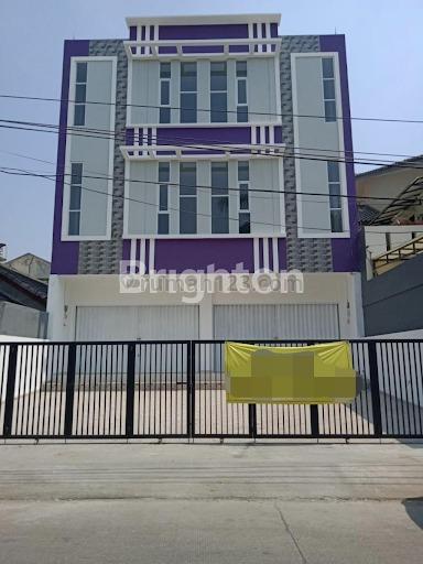 Ruko 3 lantai brand new di gading griya jakarta utara, Cilincing, Jakarta Utara