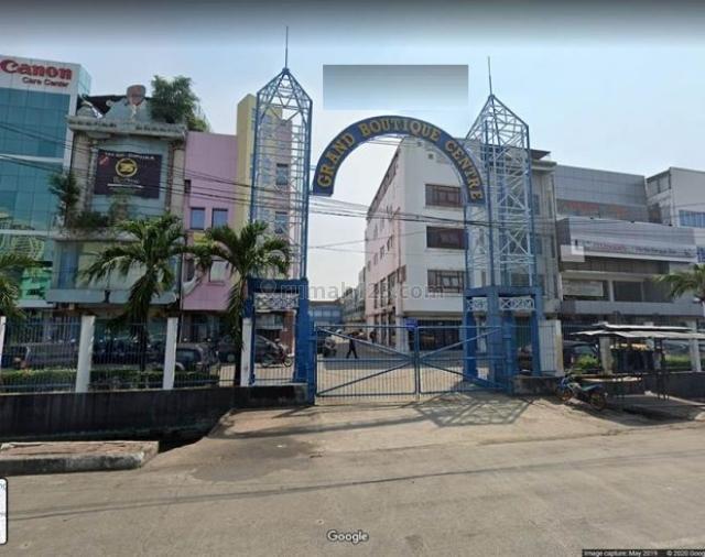 Ruko Grand Boutique Center, Pademangan, Jakarta Utara