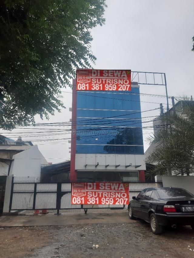 ruko tepi jl.raya, Cengkareng, Jakarta Barat