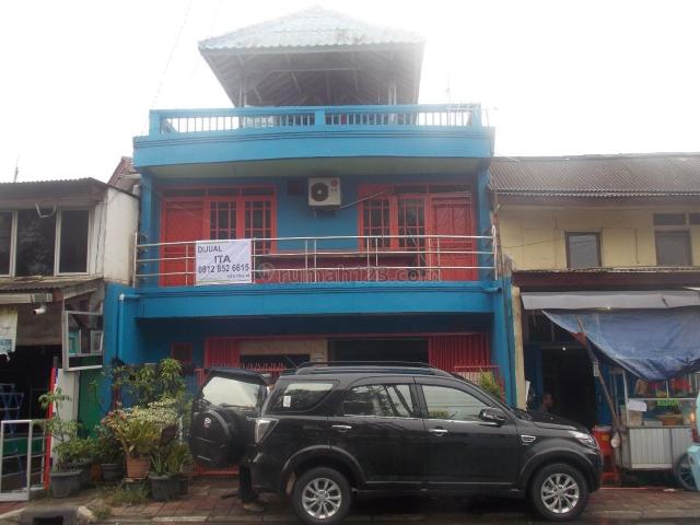 Ruko cocok untuk usaha kantor, Cilincing, Jakarta Utara