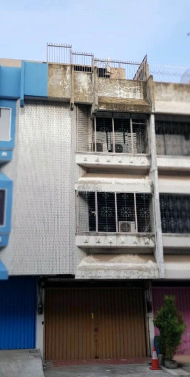 Ruko (4.5X20) Di Mangga Besar Jakarta Pusat MP6040JL, Sawah Besar, Jakarta Pusat