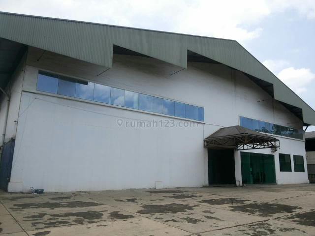 ex pabrik siap huni, Jati Uwung, Tangerang