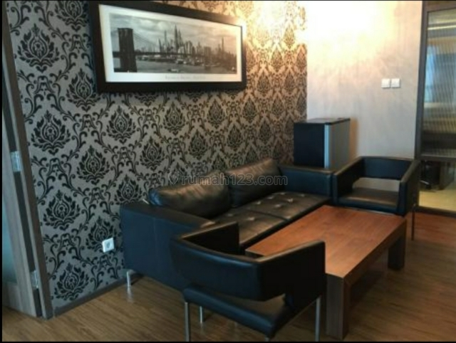 BAGUSSS!!! OFFICE SPACE 254.50m² APL TOWER @Central Park, Podomoro City, Central Park, Jakarta Barat