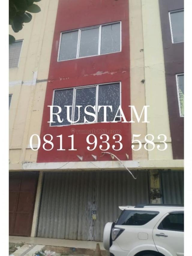 Ruko Northland Ancol Posisi Dalam Komplek Bisa Buat Office, Ancol, Jakarta Utara