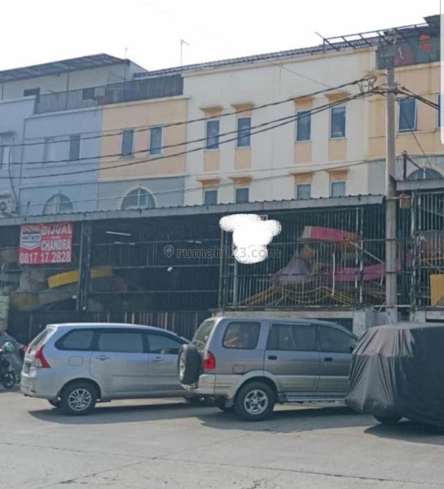 Gudang elang laut gandeng 3 bisa dibeli satuan harga murah, Pantai Indah Kapuk, Jakarta Utara