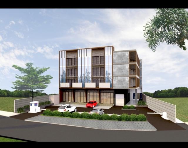 Rukan baru 6 lantai, Cililitan, Jakarta Timur