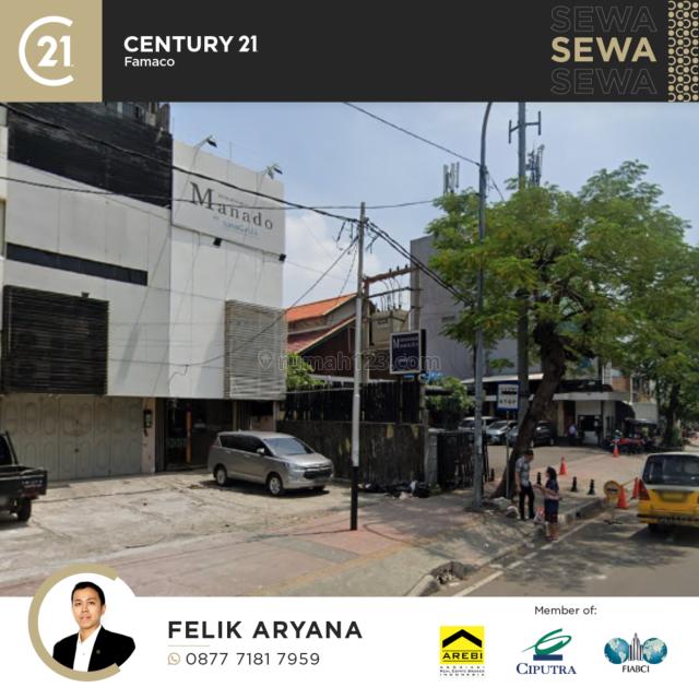 Ruko Jalan Pesanggrahan Puri Indah, Persis sebelah resto Layar! Lokasi Strategis!, Puri Indah, Jakarta Barat