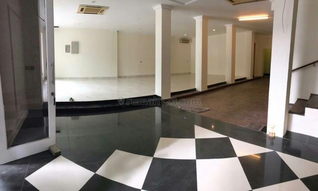 Ruang Usaha Strategis Barito Dua Raya, Kebayoran Baru, Jakarta Selatan