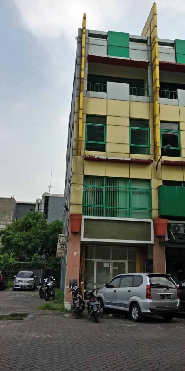 (TP.NKE) Ruko Golden Palace Bagus Strategis, Surabaya, Dukuh Pakis, Surabaya