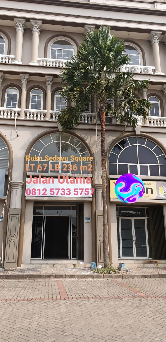 Ruko Sedayu Square, Ready Rolling Door, Office Space, Bagus, Cengkareng, Jakarta Barat, Cengkareng, Jakarta Barat