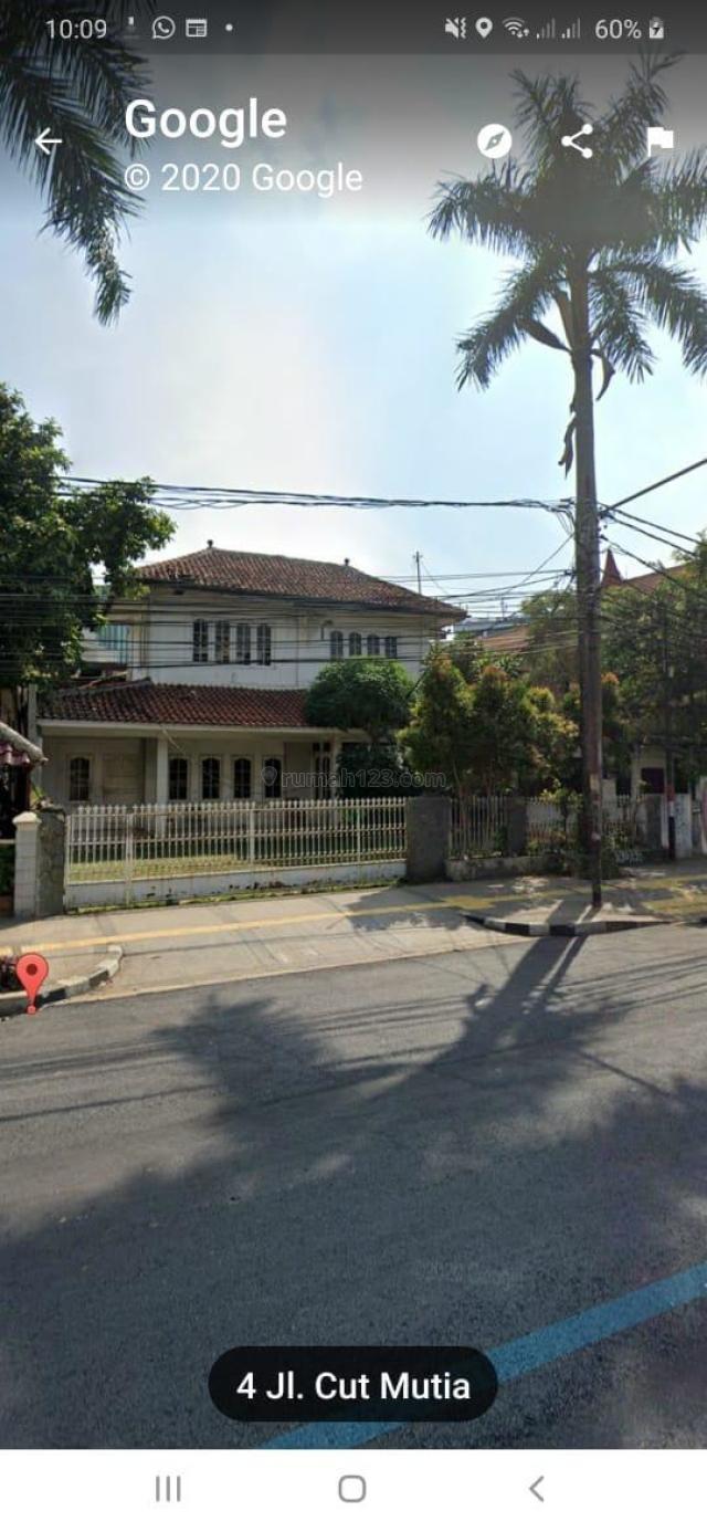 Cut Meutia Menteng, Menteng, Jakarta Pusat