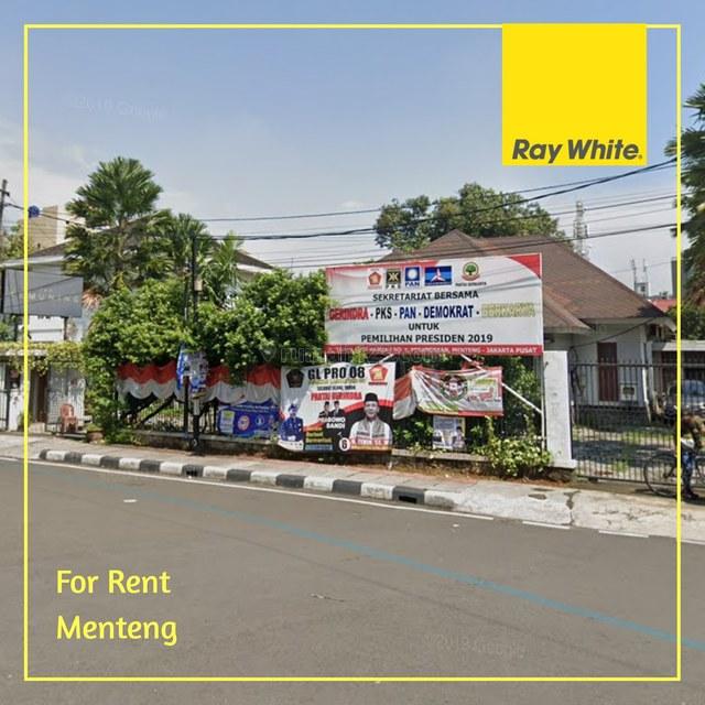 Rumah Serbaguna untuk Disewakan di Menteng, Menteng, Jakarta Pusat