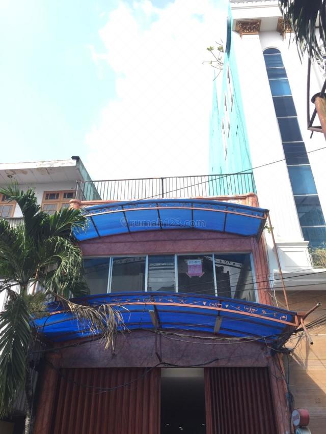 Ruko Pasar Baru (jarang ada), Pasar Baru, Jakarta Pusat