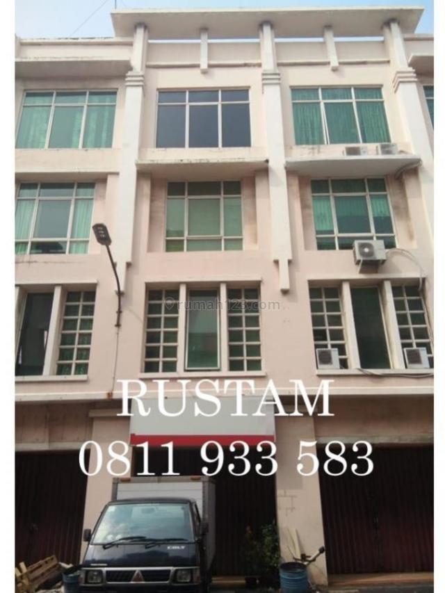 Ruko Mangga Dua Square Harga Oke Banget Unit Jarang Ada, Mangga Dua, Jakarta Barat
