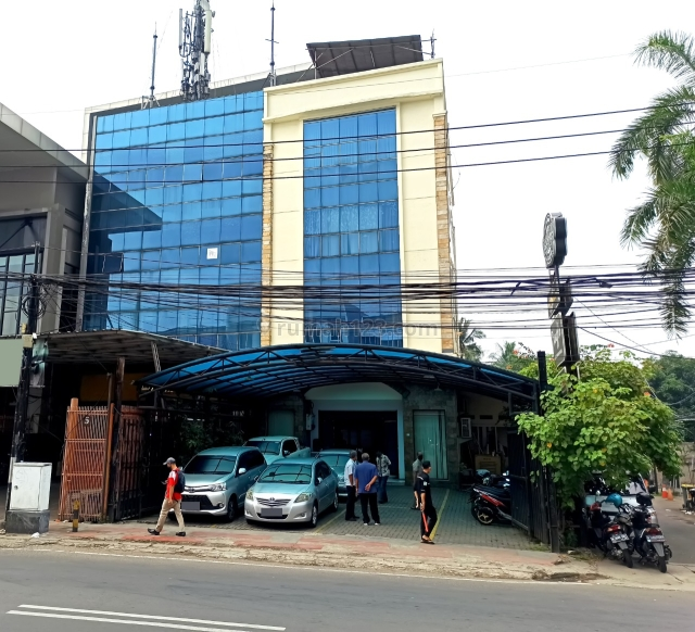 Gedung kantor 4 lantai di veteran tanah kusir Jakarta Selatan, Veteran, Jakarta Selatan