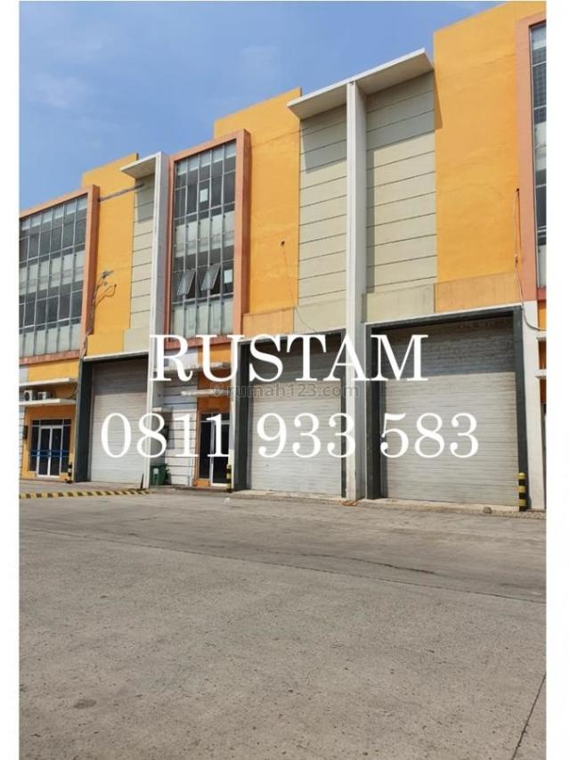 Gudang Bizpark Daan Mogot Lt.9x32.5 Ada Office 3 Lantai Harga Murah, Daan Mogot, Jakarta Barat