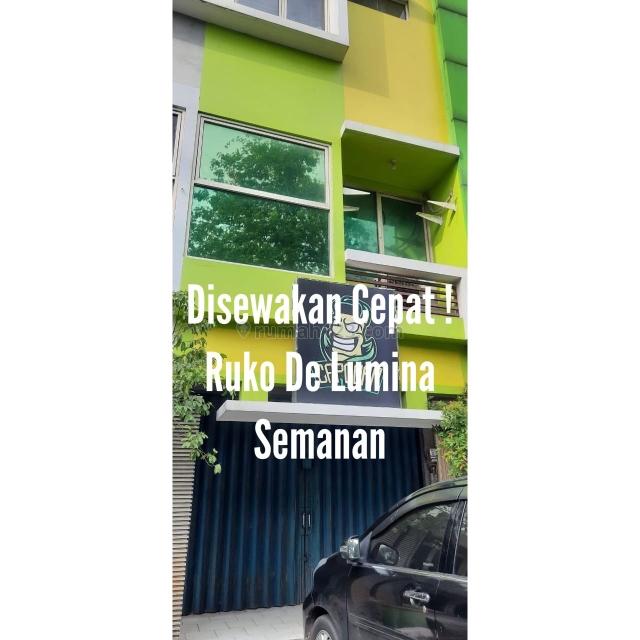 Ruko Plaza De Lumina, Semanan.. lokasi strategis.  90jt/th, Duri Kosambi, Jakarta Barat