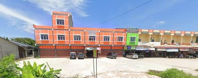 Dijual/ Disewakan Ruko  2 lantai siap pakai (ada 2 unit), Tapung, Kampar