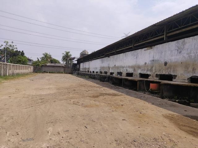 Gudang Ex Pabrik Kaliabang Tengah Bekasi, Bekasi Utara, Bekasi