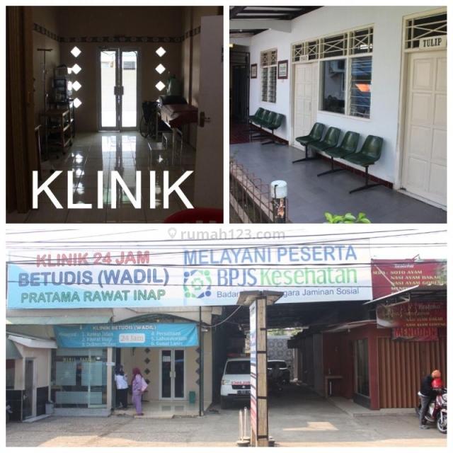 Tempat Usaha Beserta Rumah Tinggal Luas di Bogor PR1713, Bojonggede, Bogor