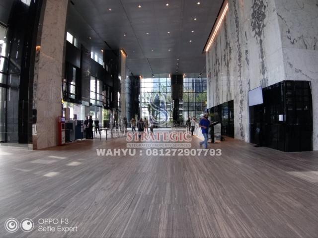 Office Space Treasury Tower District 8, Lt Belasan, View Sudirman SCBD, SCBD, Jakarta Selatan
