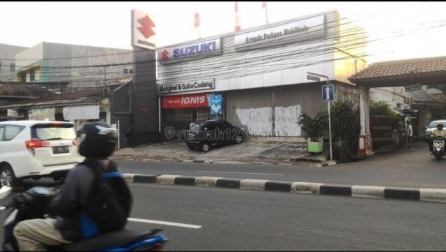 Bekas Showroom dan Bengkel kawasan Tebet, Tebet, Jakarta Selatan
