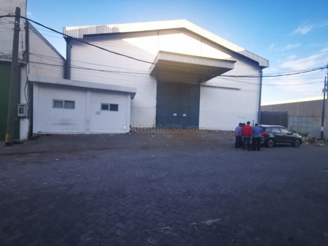 Komplek Pergudangan dan Industri Bizpark Tambaksawah Dekat Berbek Industri, Waru, Sidoarjo