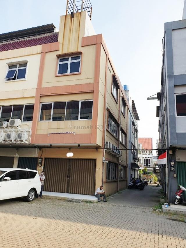 RUKO INKOPAL UKU 4.5X15 LOKASI STRATEGIS POSISI HOOK JALAN LEBAR COCOK BUAT SEGALA USAHA HARGA BAGUS., Kelapa Gading, Jakarta Utara