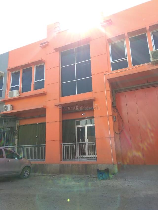 Gudang dan Office di Lodan Center Ancol Jakarta Utara, Ancol, Jakarta Utara