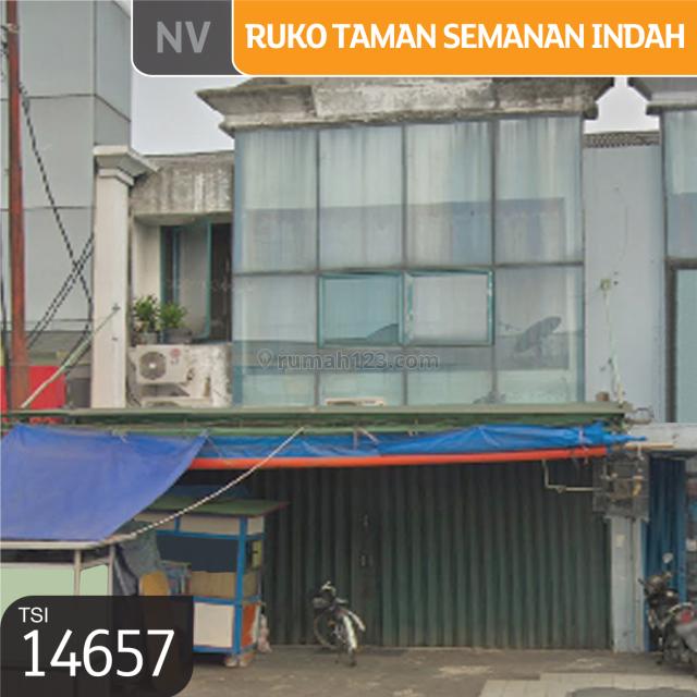 Ruko Taman Semanan Indah, Cengkareng, Jakarta Barat, 6x15m, 2 Lt, SHM, Cengkareng, Jakarta Barat