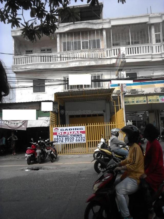RUKO LOKASI JALAN RAYA di Kramat Jaya - Cilincing ,NEGO, Cilincing, Jakarta Utara