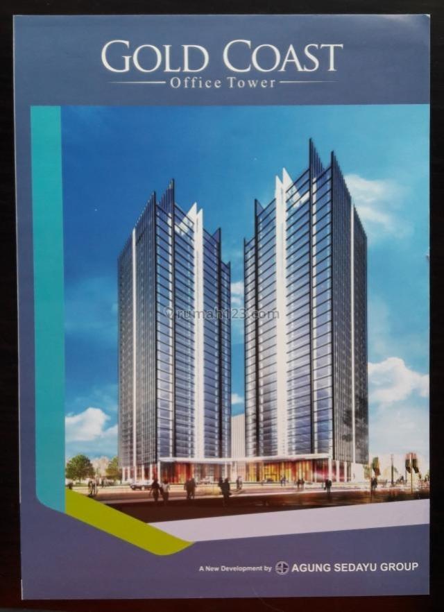 MURAH.... OFFICE TOWER GOLD COAST - PIK, Penjaringan, Jakarta Utara