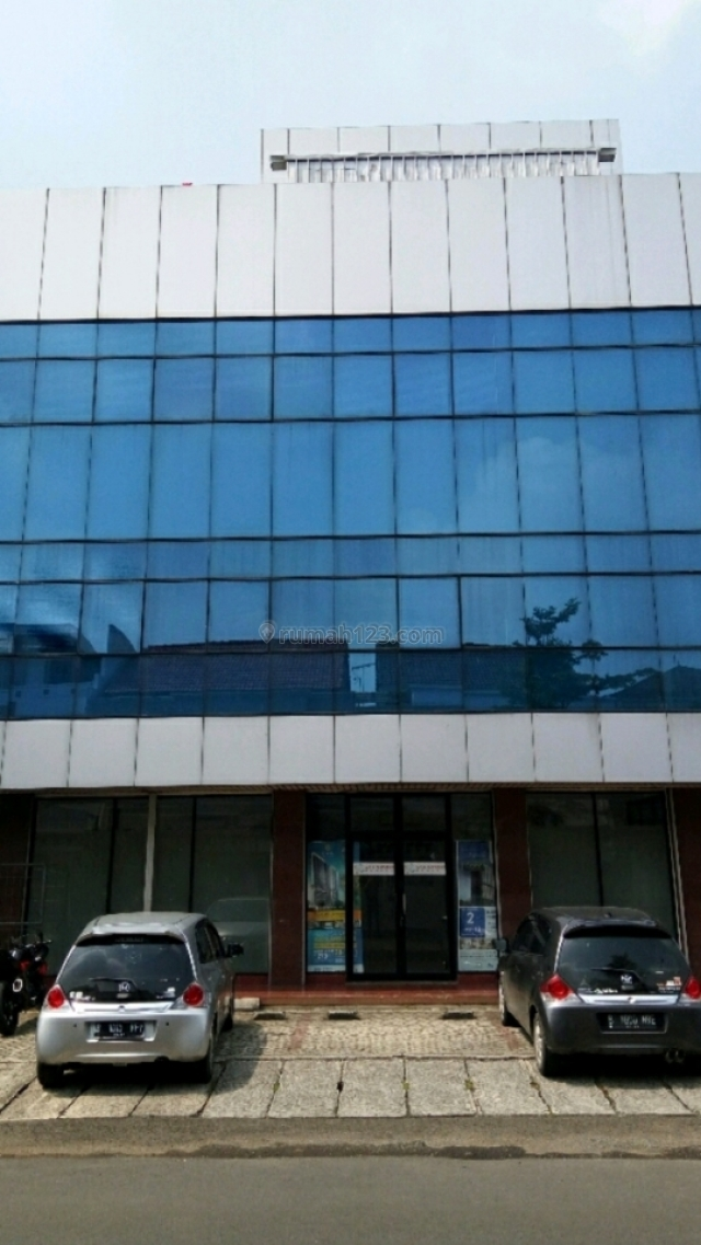 Ruko Puri Kencana, lantai 2 seluruhnya (hanya lantai 2), Puri Indah, Jakarta Barat