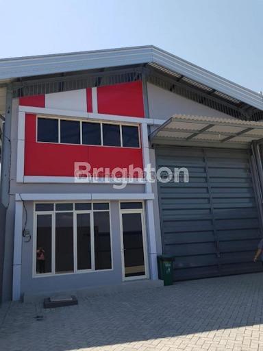 Gudang Baru Central Industrial Park Lingkar Timur Siap Pakai, Sidoarjo, Sidoarjo