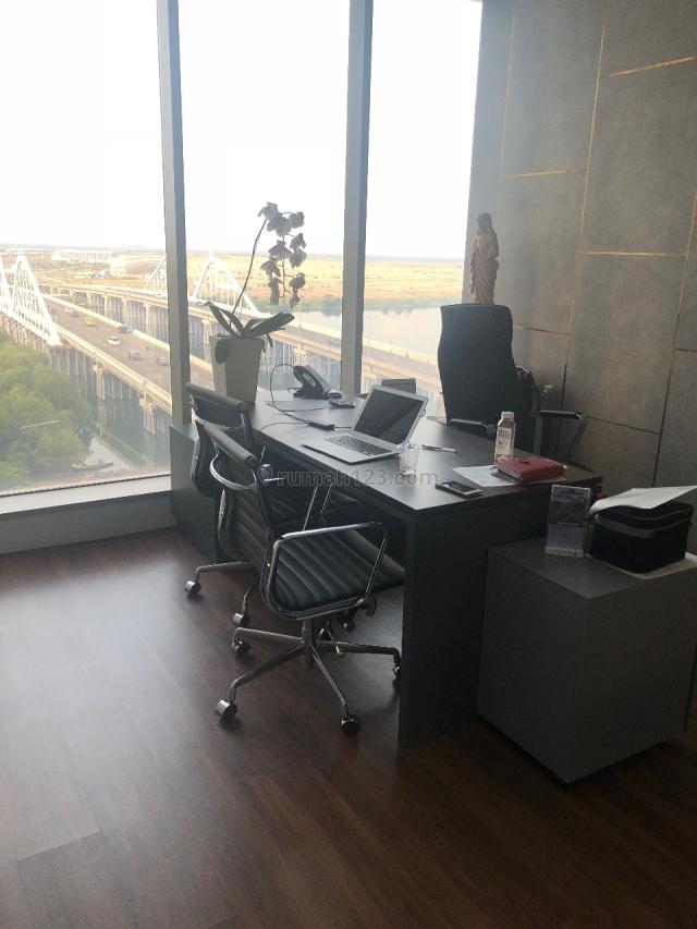 Gold Coast Office siap Sakai, Penjaringan, Jakarta Utara