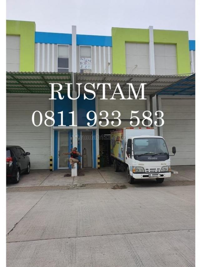 Gudang Bizpark Daan Mogot Lt.6x24 Ada Office Siap Pakai, Daan Mogot, Jakarta Barat