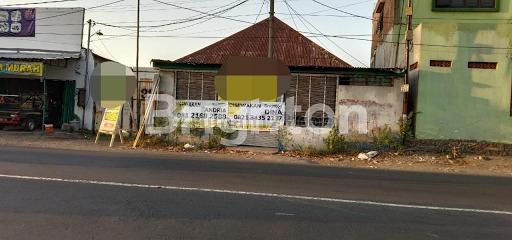 Gudang/Toko Nol Raya Jati dkt Exit tol Sidoarjo,GOR,Samsat, Sidoarjo, Sidoarjo
