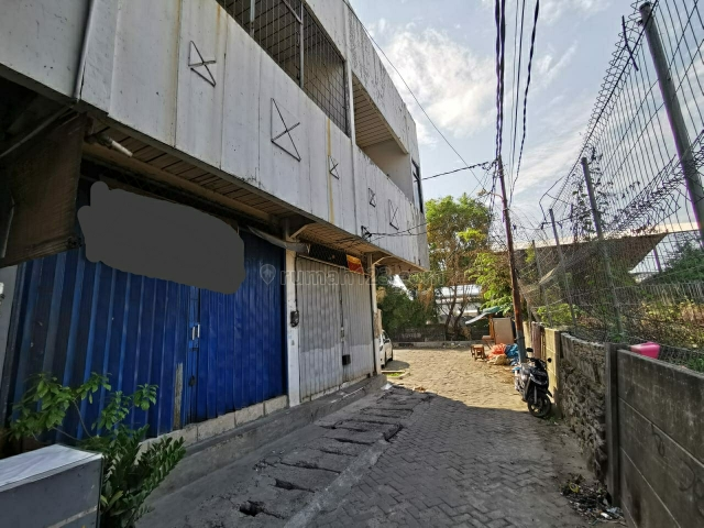 Ruko villa kapuk mas untuk gudang, Kapuk Muara, Jakarta Utara