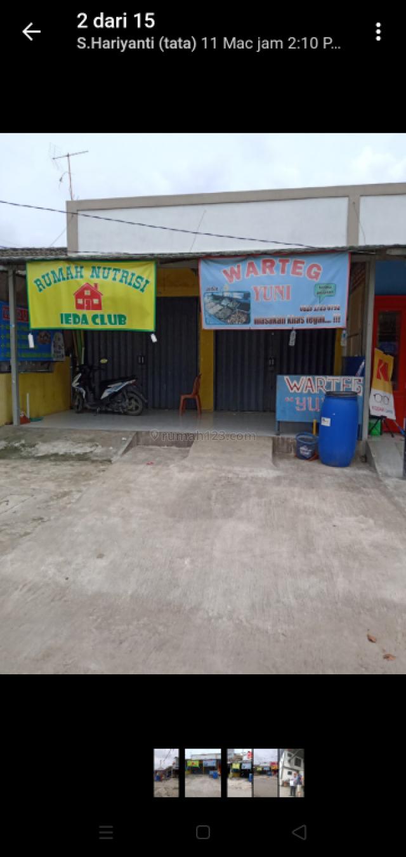 Ruko penghasil uang, Cibitung, Bekasi