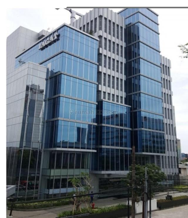 Kantor 124m2 di Jagat Building,  Tomang Raya, Tomang, Jakarta Barat