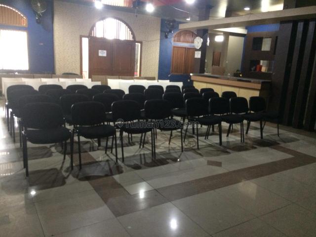 Gedung Kantor/Cafe Pelajar Pejuang, Bandung Kota, Bandung