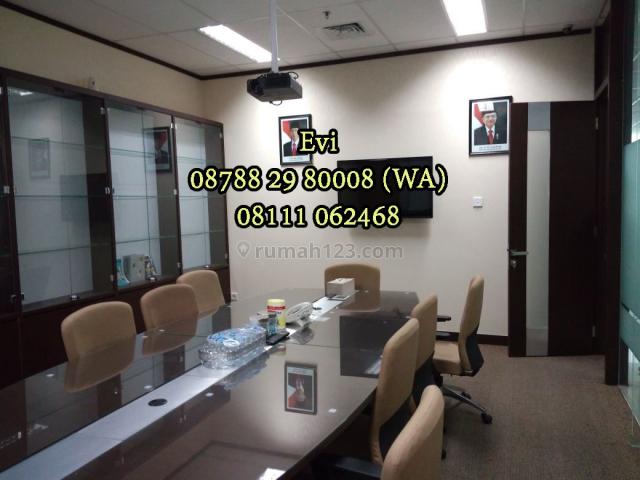 Ruang Kantor APL Tower Office Central Park Fully Furnished, Central Park, Jakarta Barat